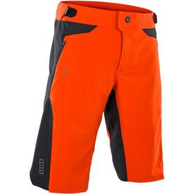 ION Scrub Mesh_ine Bike Shorts Men, rood